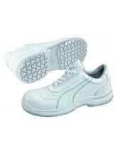 chaussure de securite puma blanche