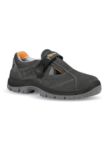 Chaussures de sécurité à scratch S1P SRC