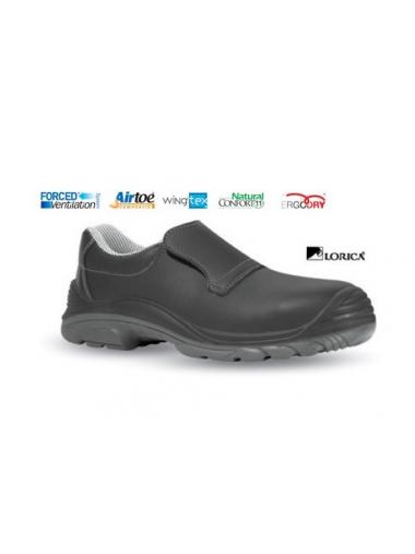 Chaussures de sécurité cuisine noires S2
