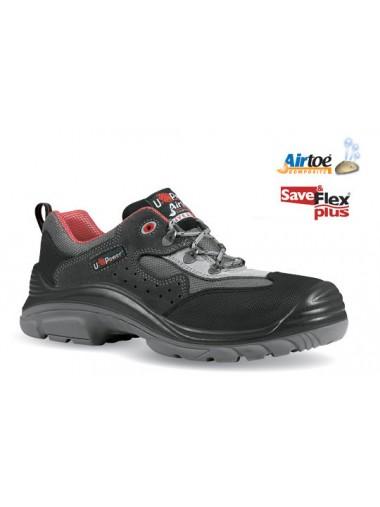 Chaussures de sécurité Upower noires S1P