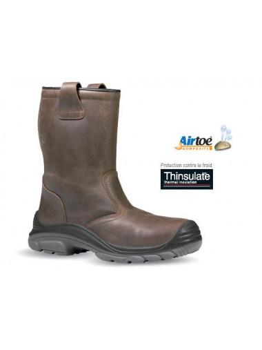 Chaussures de Sécurité anti froid S3 CI SRC